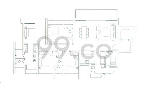 Ardmore II - Configuration A
