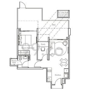 Gambir Ridge - Configuration A1G
