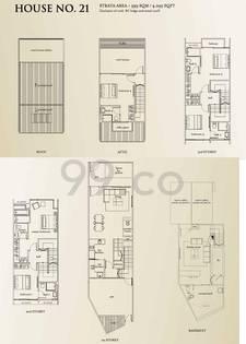 Terra Villas - Configuration 21