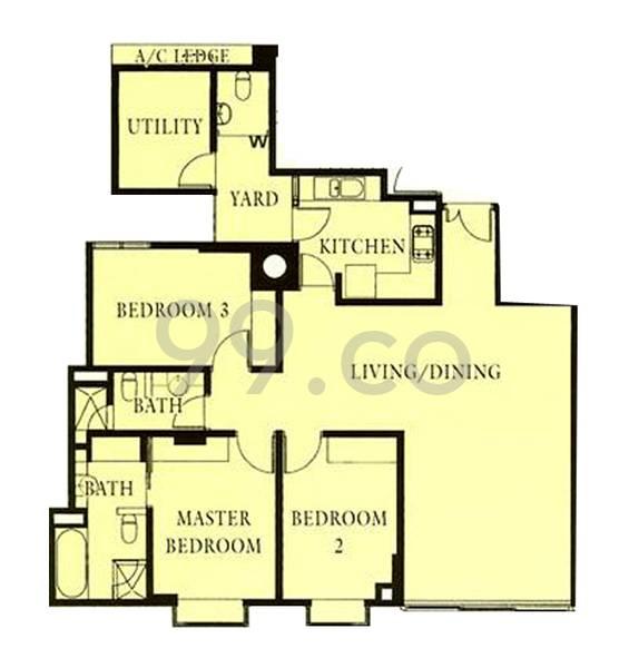 La Maison - Configuration 1