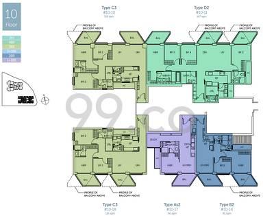 Sky Habitat - Configuration As2
