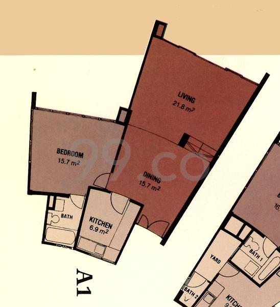 Clementi Park - Configuration A1