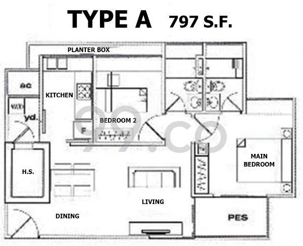 Mackenzie 138 - Configuration A