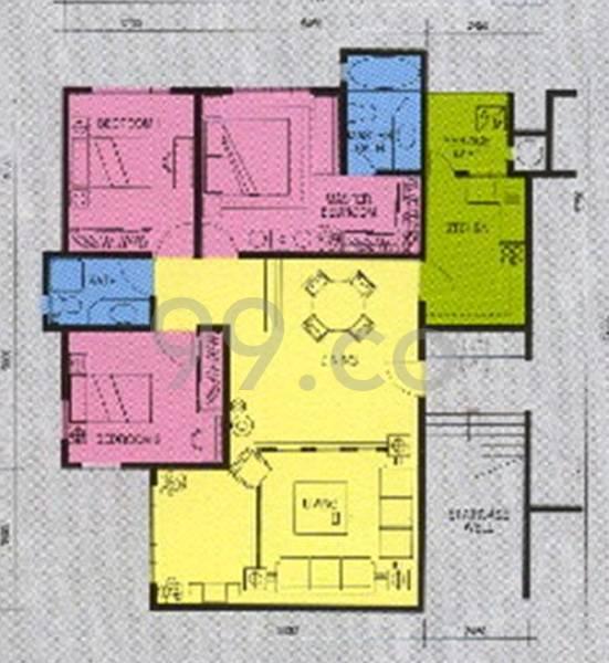 Vicenta Lodge - Configuration A