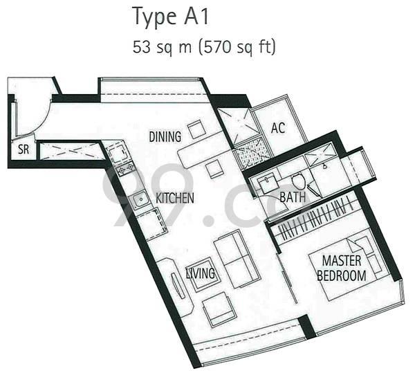 Tribeca - Configuration A1