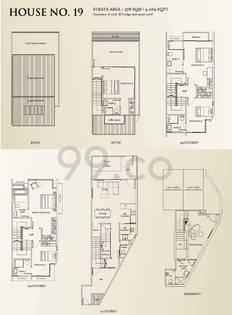 Terra Villas - Configuration 19