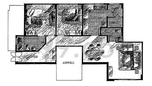 Chapel Court - Configuration A