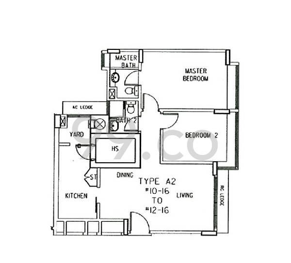 La Casa - Configuration A2