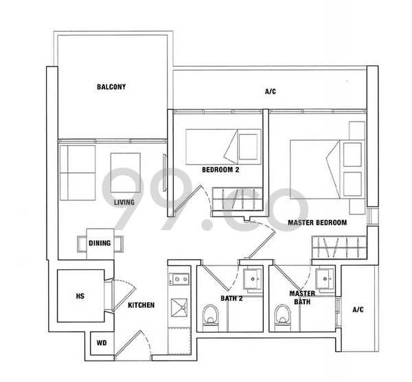 Spottiswoode 18 - Configuration A1