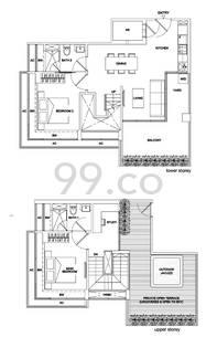 Regent Residences - Configuration PHA