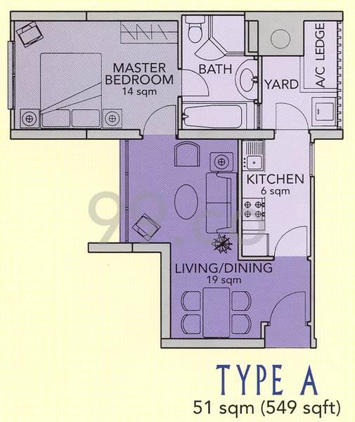 Trellis Towers - Configuration A