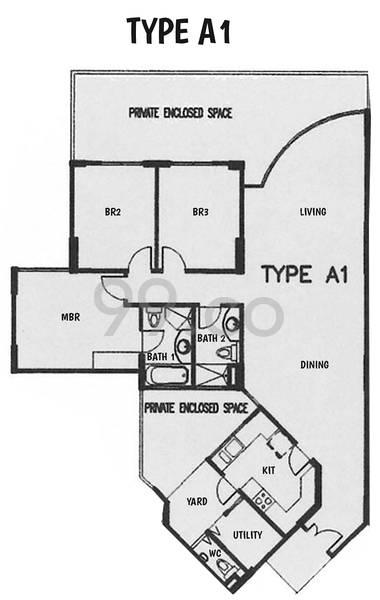 Summerdale - Configuration A1