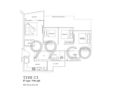 1 Canberra - Configuration C3