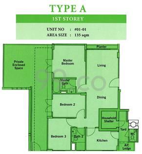 Homey Gardens - Configuration A