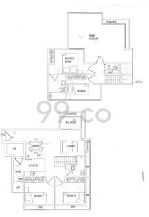 Residences @ Jansen - Configuration pha