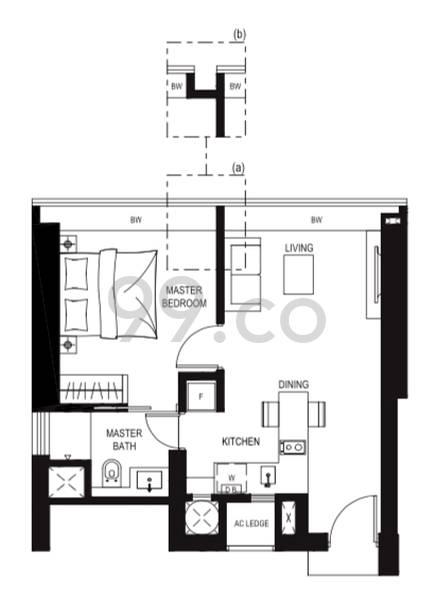 8 Saint Thomas - Configuration A1