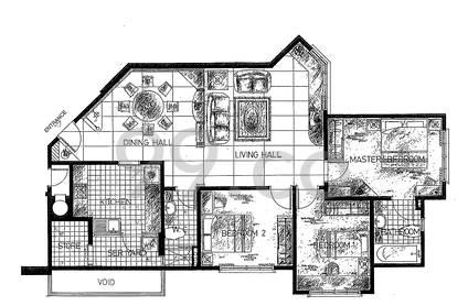 Regis Mansions - Configuration A2