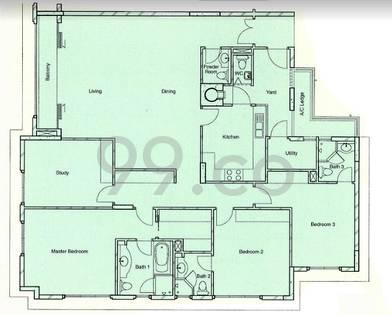 Balmoral Residences - Configuration A1