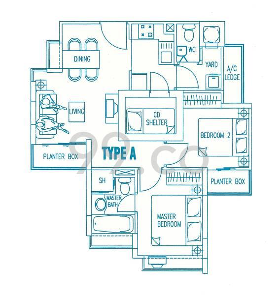 Coastarina Condo Prices Reviews Property 99 Co