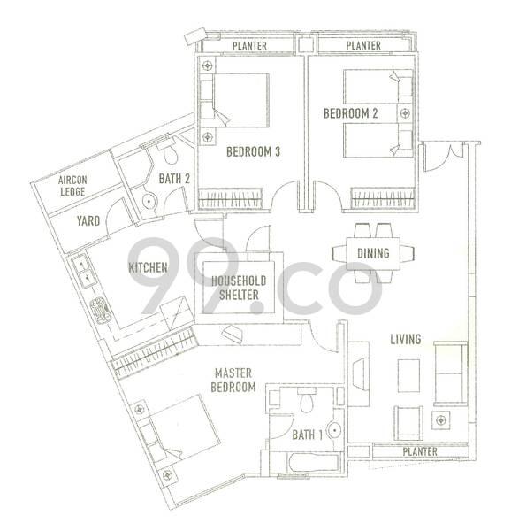 Regal 35 - Configuration A