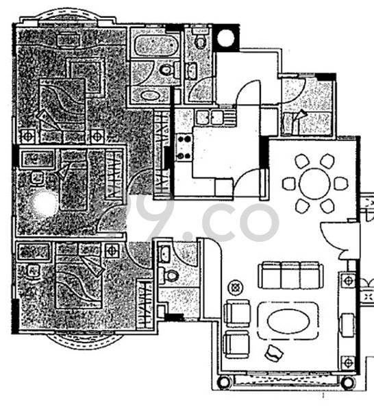 28 Shelford - Configuration A