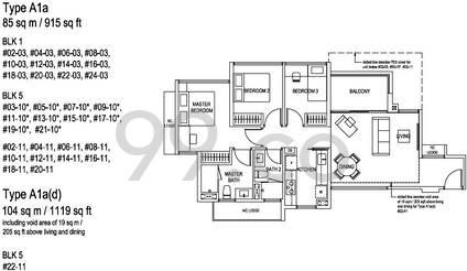 Lush Acres - Configuration A1a