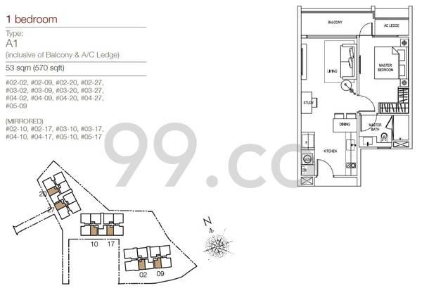 E Maison - Configuration A1
