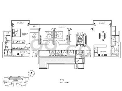 Kallang Riverside - Configuration PH3