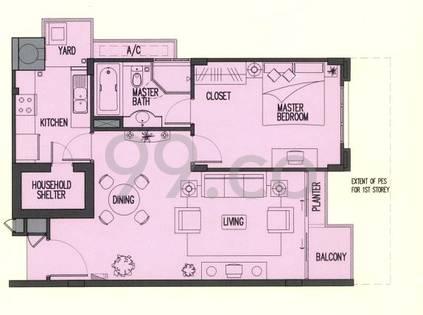 Euphony Gardens - Configuration A13