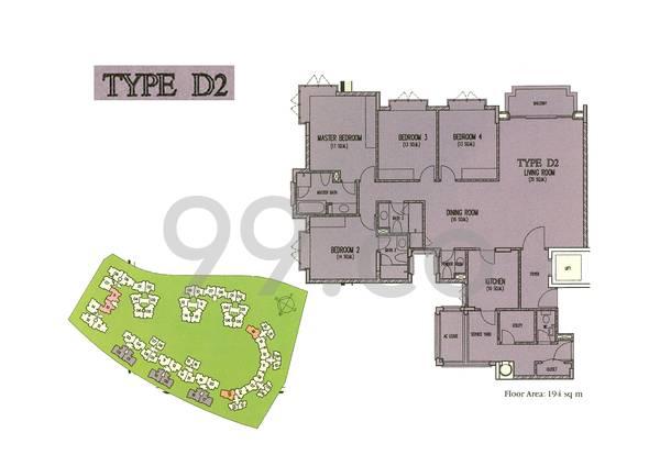 Costa Rhu Condo Prices Reviews Property 99 Co