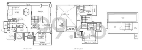 Starlight Suites - Configuration CP