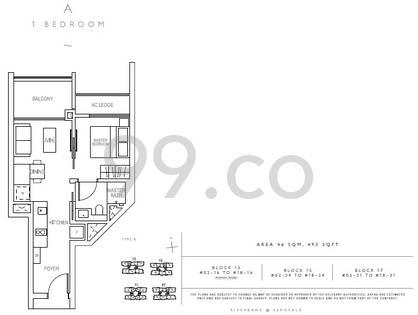 Riverbank @ Fernvale - Configuration A