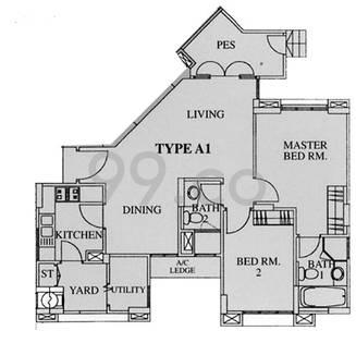 East Meadows - Configuration A1