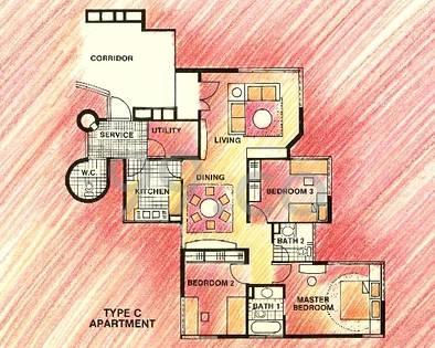 Bullion Park - Configuration C