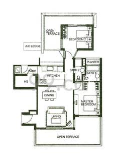 Glentrees - Configuration A1