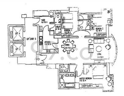 Scotts 28 - Configuration C
