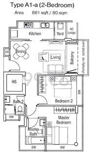 Shelford 23 - Configuration A1a
