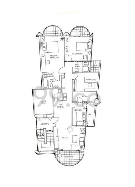 Olina Lodge - Configuration A