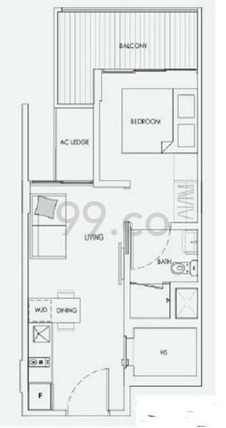 Suites 28 - Configuration A