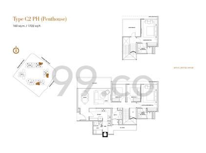 Waterwoods - Configuration C2ph