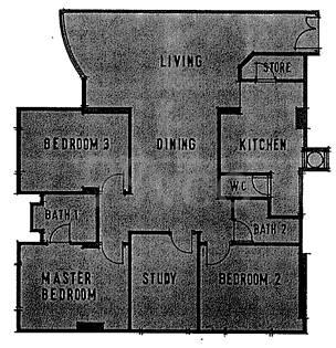 St Francis Court - Configuration A