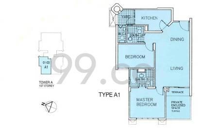 Astoria Park - Configuration A1