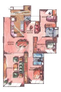 Tanjong Ria Condominium - Configuration A1