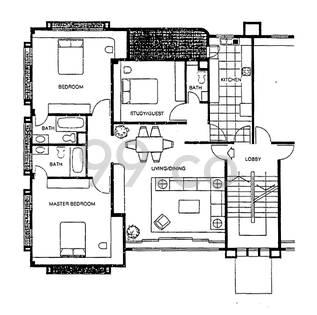 Oxley Garden - Configuration A