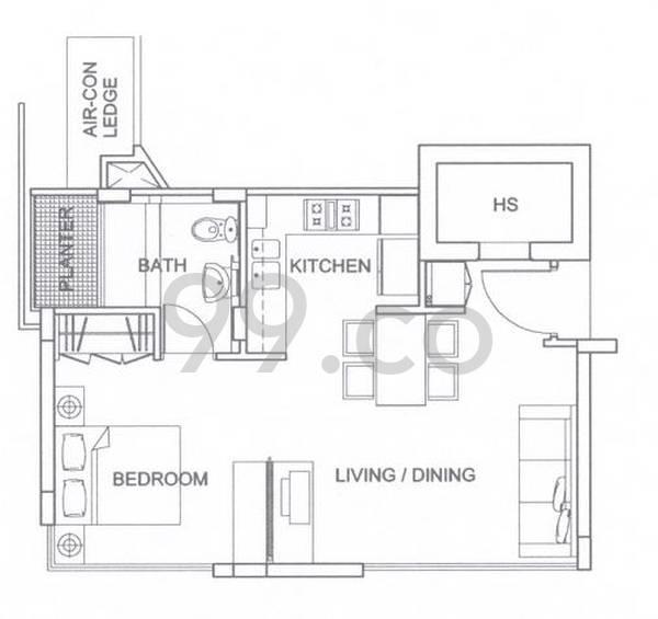 Studio 3 - Configuration S1