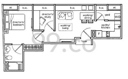 Suites @ Owen - Configuration A