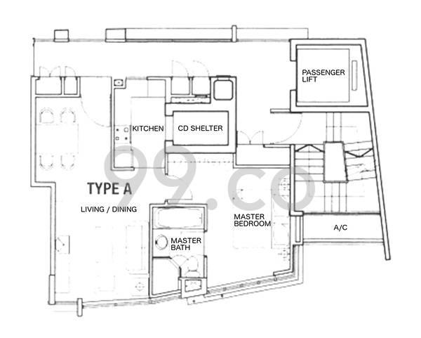 Balestier 288 - Configuration A