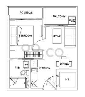Jool Suites - Configuration A