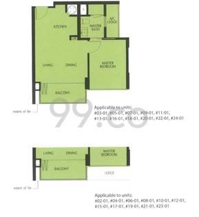 Eco Sanctuary - Configuration A1