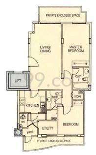 Gilstead 38 - Configuration A